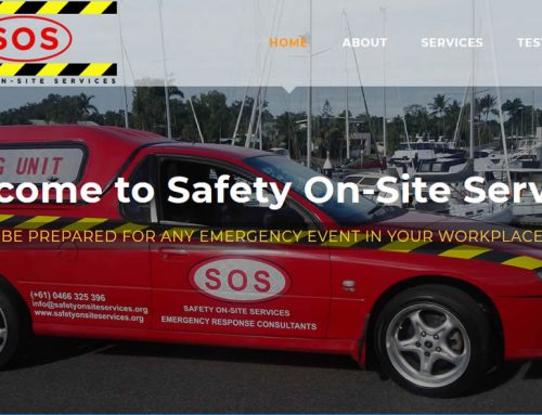 Safety on-site services